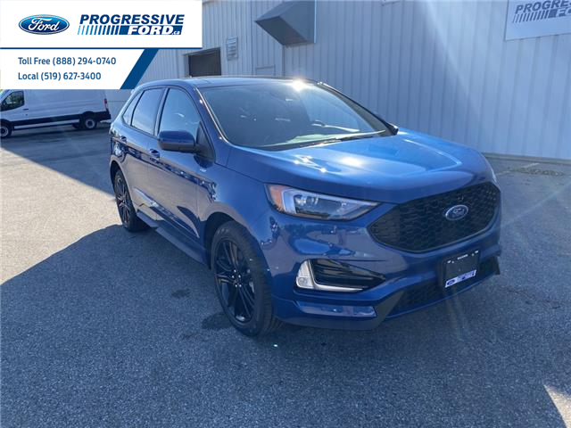 2021 Ford Edge ST Line (Stk: MBA49994) in Wallaceburg - Image 1 of 16