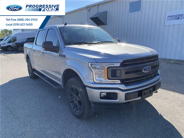 2020 Ford F-150 XLT (Stk: LKF30356T) in Wallaceburg - Image 1 of 16