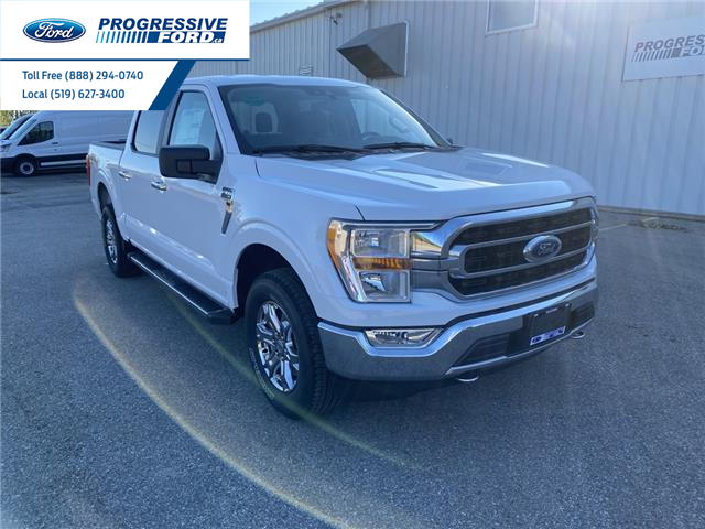 2021 Ford F-150 XLT (Stk: MFC52130) in Wallaceburg - Image 1 of 15