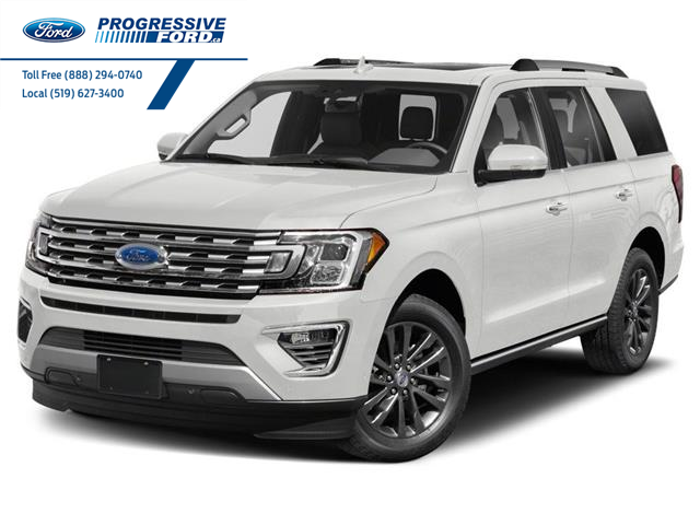 2021 Ford Expedition Limited (Stk: MEA71792) in Wallaceburg - Image 1 of 8