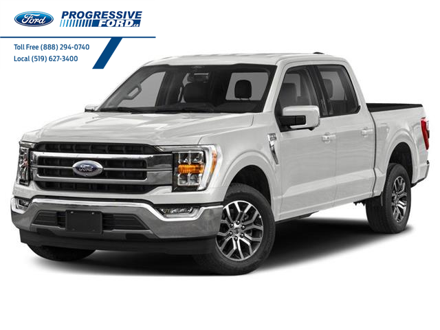 2021 Ford F-150 Lariat (Stk: MKE15015) in Wallaceburg - Image 1 of 9