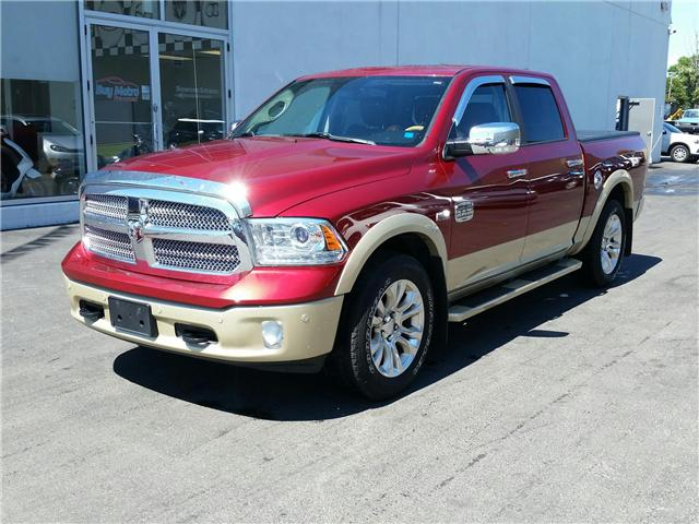 2014 RAM 1500 Laramie Longhorn Edition Crew Cab SWB 4WD (Stk: p17-150) in Dartmouth - Image 1 of 30
