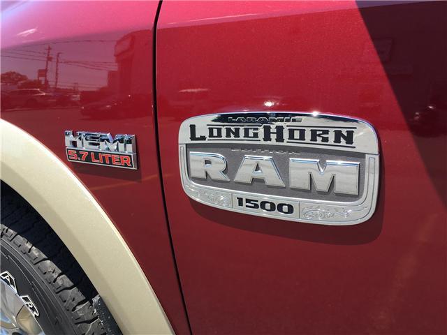 2014 RAM 1500 Laramie Longhorn Edition Crew Cab SWB 4WD (Stk: p17-150) in Dartmouth - Image 25 of 30