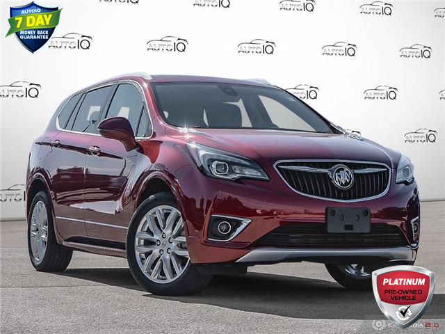 2019 Buick Envision Premium I (Stk: P5821) in Oakville - Image 1 of 27