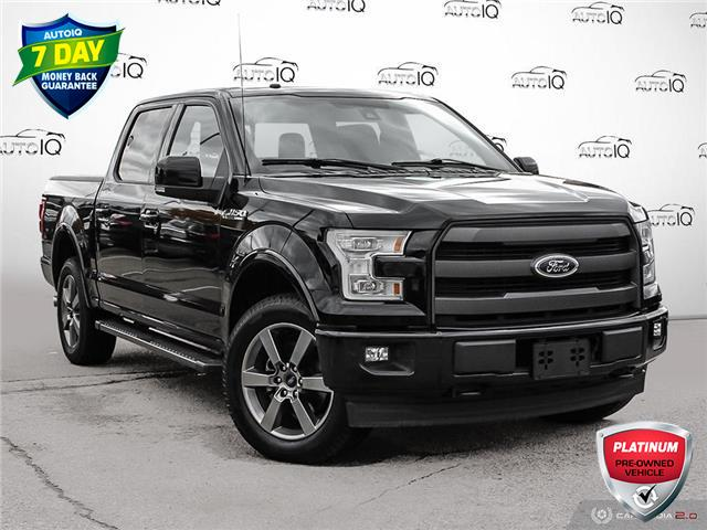 2017 Ford F-150 Lariat (Stk: 0T769A) in Oakville - Image 1 of 24