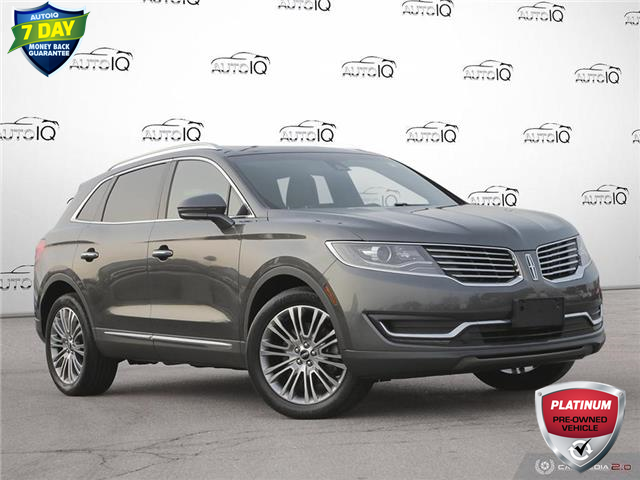 2018 Lincoln MKX Reserve (Stk: P5898) in Oakville - Image 1 of 25