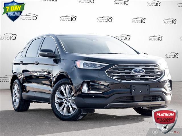 2019 Ford Edge Titanium Black