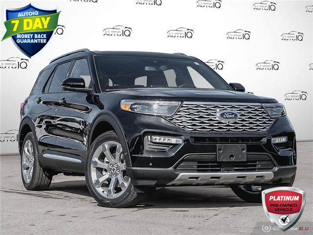 2020 Ford Explorer Platinum (Stk: 0T141) in Oakville - Image 1 of 27