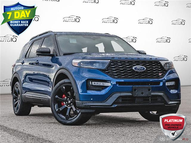 2020 Ford Explorer ST (Stk: P5872) in Oakville - Image 1 of 27