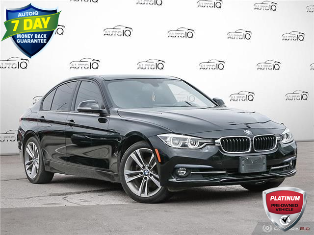2018 BMW 330i xDrive (Stk: P5898A) in Oakville - Image 1 of 27