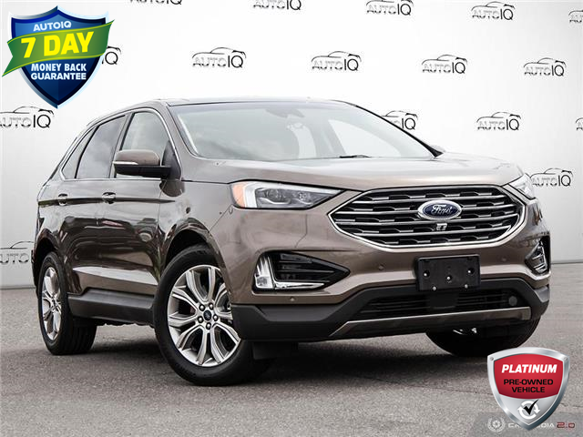 2019 Ford Edge Titanium (Stk: A3179) in Oakville - Image 1 of 27