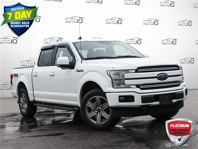 2019 Ford F-150 Lariat (Stk: P5983) in Oakville - Image 1 of 27