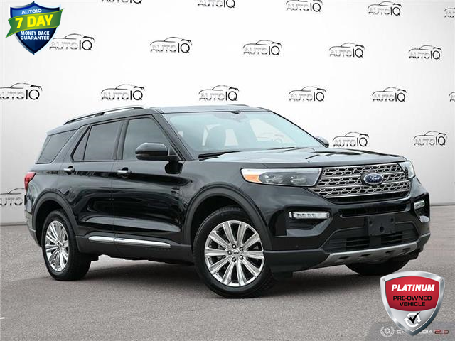 2020 Ford Explorer Limited (Stk: 0T820) in Oakville - Image 1 of 28