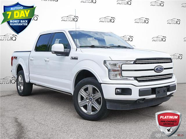 2018 Ford F-150 Lariat (Stk: P5999) in Oakville - Image 1 of 27