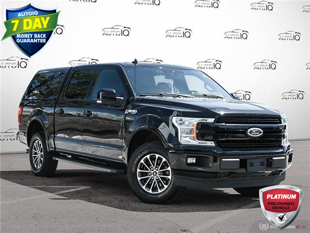 2019 Ford F-150 Lariat (Stk: 1T598A) in Oakville - Image 1 of 27