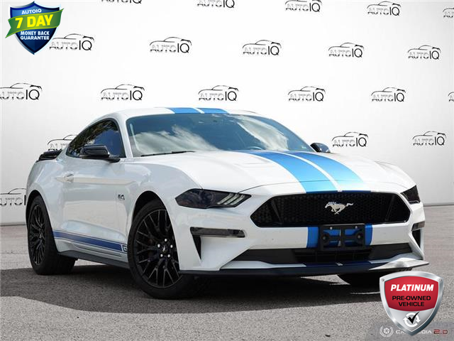 2019 Ford Mustang GT Premium (Stk: D1G033A) in Oakville - Image 1 of 25