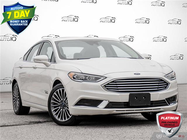 2018 Ford Fusion Energi SE Luxury (Stk: D1T1029A) in Oakville - Image 1 of 26