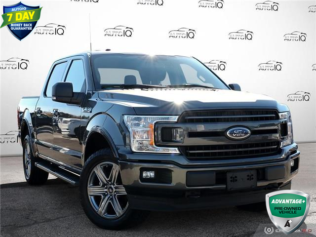 2018 Ford F-150 XLT (Stk: 0T849A) in Oakville - Image 1 of 27