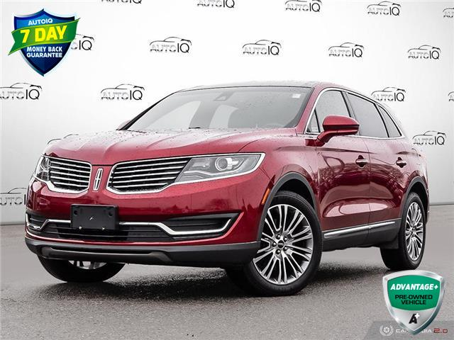 2016 Lincoln MKX Reserve (Stk: C0902A) in Oakville - Image 1 of 27