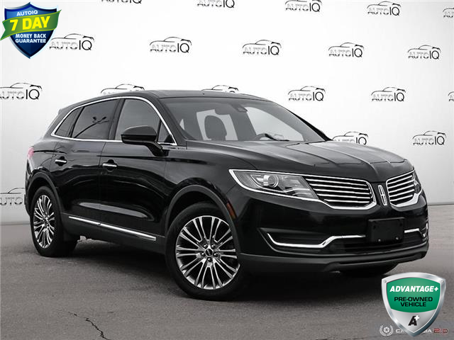 2017 Lincoln MKX Reserve (Stk: P5905) in Oakville - Image 1 of 27