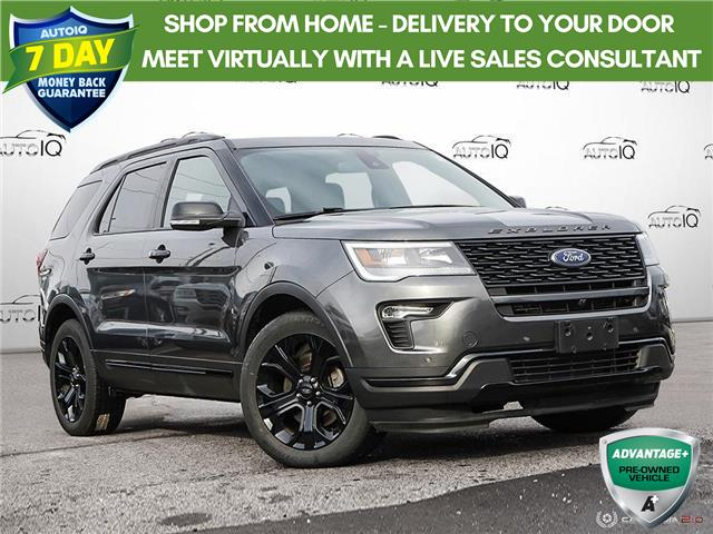 2019 Ford Explorer Sport (Stk: 0D144X) in Oakville - Image 1 of 27