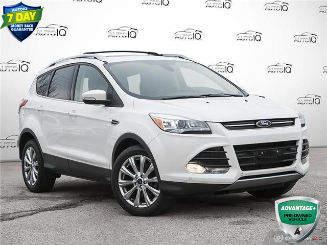 2014 Ford Escape Titanium (Stk: 1T219A) in Oakville - Image 1 of 22