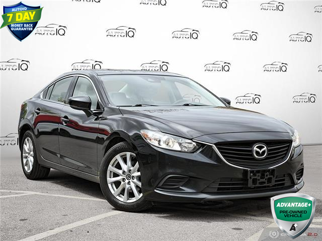 2017 Mazda MAZDA6 GS (Stk: 1B010A) in Oakville - Image 1 of 28
