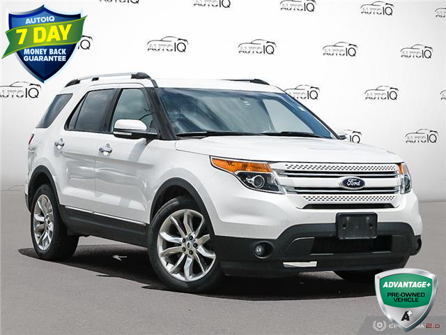 2014 Ford Explorer Limited (Stk: 0C089AX) in Oakville - Image 1 of 27