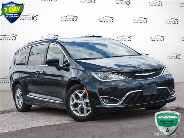2018 Chrysler Pacifica Touring-L Plus (Stk: 1X006B) in Oakville - Image 1 of 27