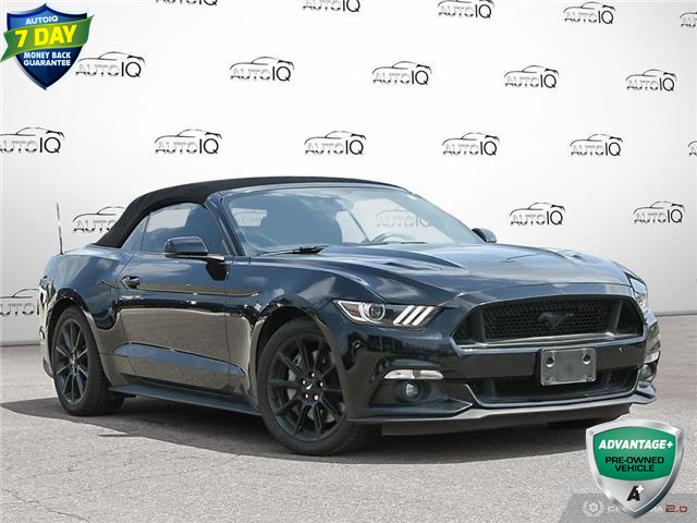 2016 Ford Mustang GT Premium (Stk: P6034) in Oakville - Image 1 of 27