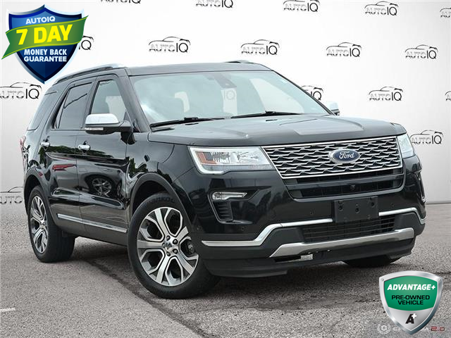 2019 Ford Explorer Platinum (Stk: P6015) in Oakville - Image 1 of 30
