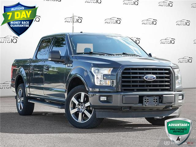 2017 Ford F-150 XLT (Stk: 1T796A) in Oakville - Image 1 of 27