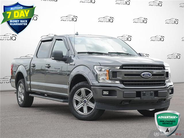 2018 Ford F-150 XLT (Stk: 1T529A) in Oakville - Image 1 of 27