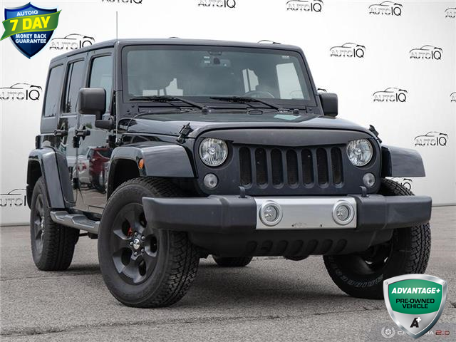 2015 Jeep Wrangler Unlimited Sahara (Stk: 1T786A) in Oakville - Image 1 of 23