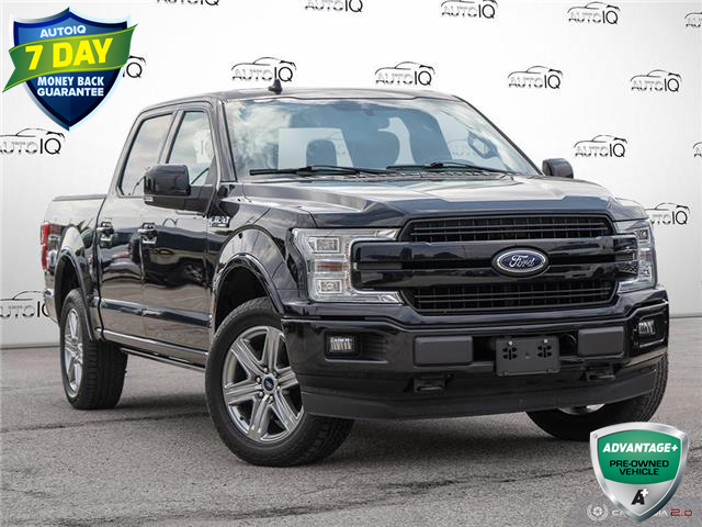 2019 Ford F-150 Lariat (Stk: P6100) in Oakville - Image 1 of 24