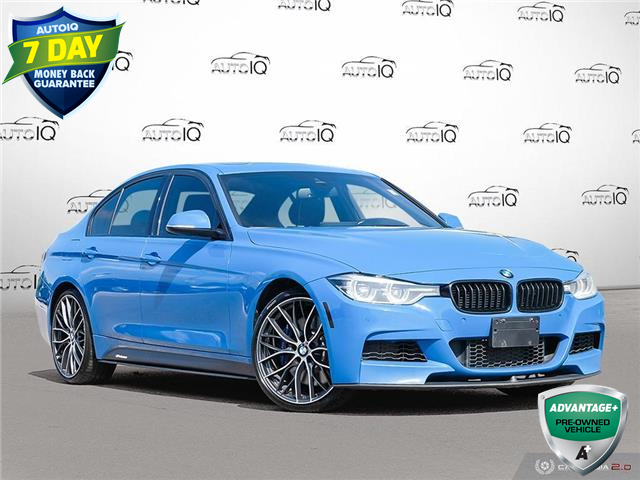 2017 BMW 340i xDrive (Stk: P6102A) in Oakville - Image 1 of 27