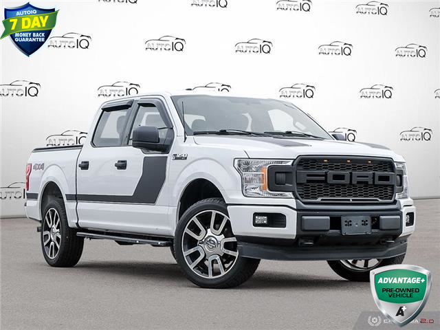 2018 Ford F-150 XLT (Stk: P6075X) in Oakville - Image 1 of 27