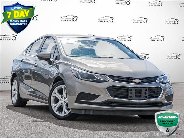 2017 Chevrolet Cruze LT Auto (Stk: P6108A) in Oakville - Image 1 of 26