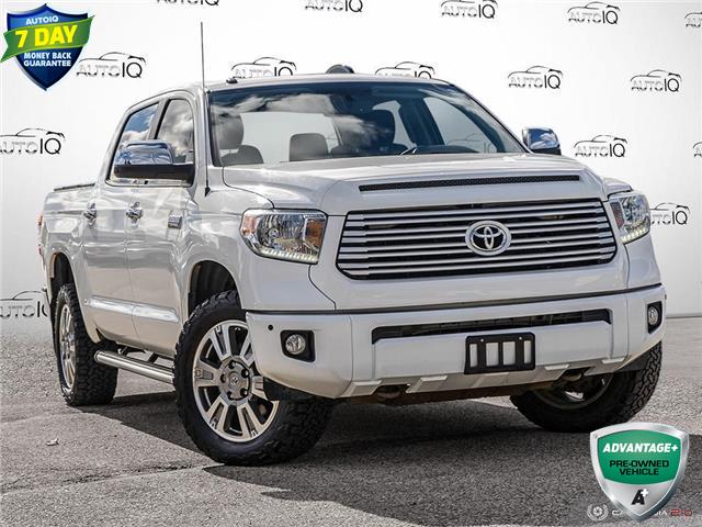 2014 Toyota Tundra Platinum 5.7L V8 (Stk: D1T1056A) in Oakville - Image 1 of 26