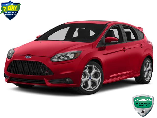 2014 Ford Focus ST Base (Stk: 1T1084A) in Oakville - Image 1 of 10