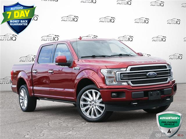 2019 Ford F-150 Limited (Stk: P6129) in Oakville - Image 1 of 27