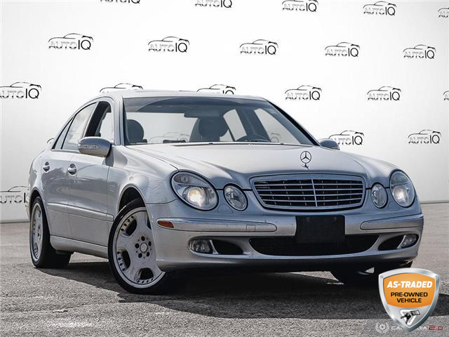 2005 Mercedes-Benz E-Class Base (Stk: P5874B) in Oakville - Image 1 of 11