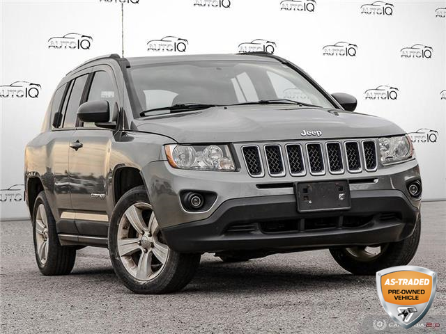 2011 Jeep Compass Sport/North (Stk: 0D129A) in Oakville - Image 1 of 10