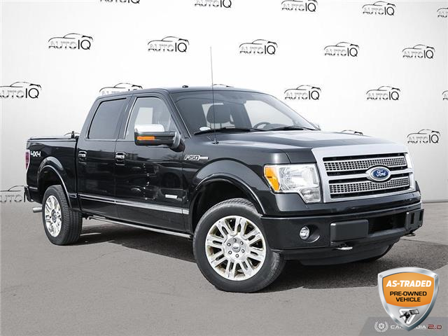 2012 Ford F-150 Platinum (Stk: D1R013A) in Oakville - Image 1 of 27