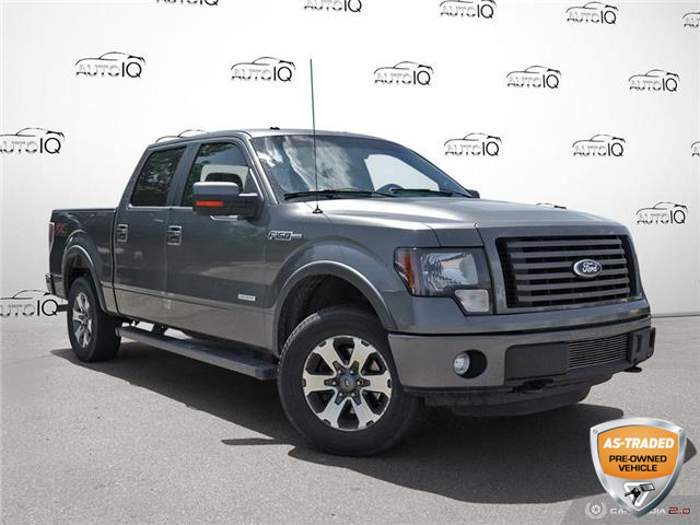 2012 Ford F-150 FX4 (Stk: 1T217XZ) in Oakville - Image 1 of 27