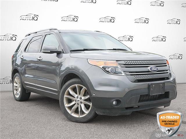 2014 Ford Explorer Limited (Stk: 1T095A) in Oakville - Image 1 of 25