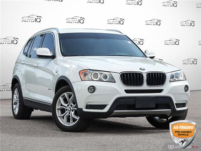 2013 BMW X3 xDrive28i (Stk: D1X010A) in Oakville - Image 1 of 27
