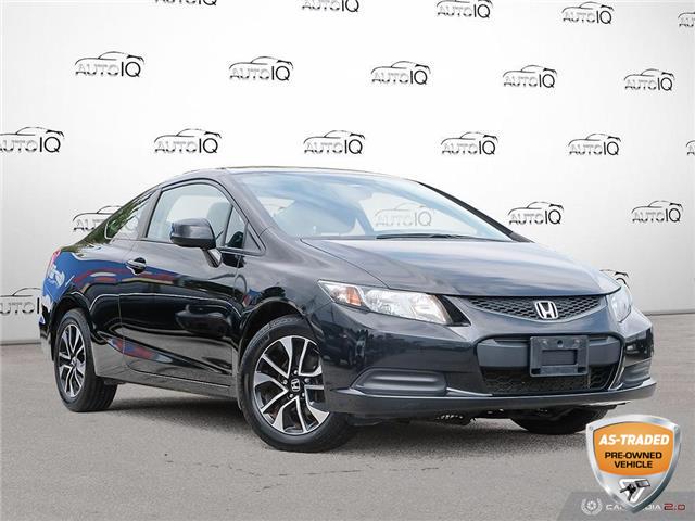 2013 Honda Civic EX (Stk: D1C050XZ) in Oakville - Image 1 of 30