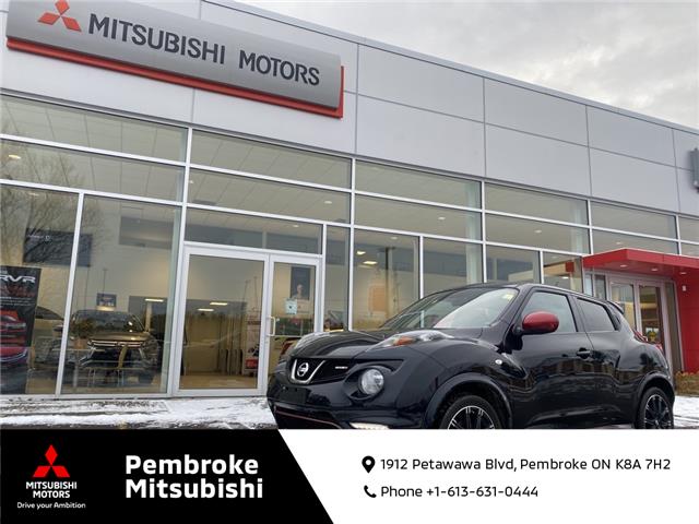 2014 Nissan Juke  (Stk: 20049A) in Pembroke - Image 1 of 24