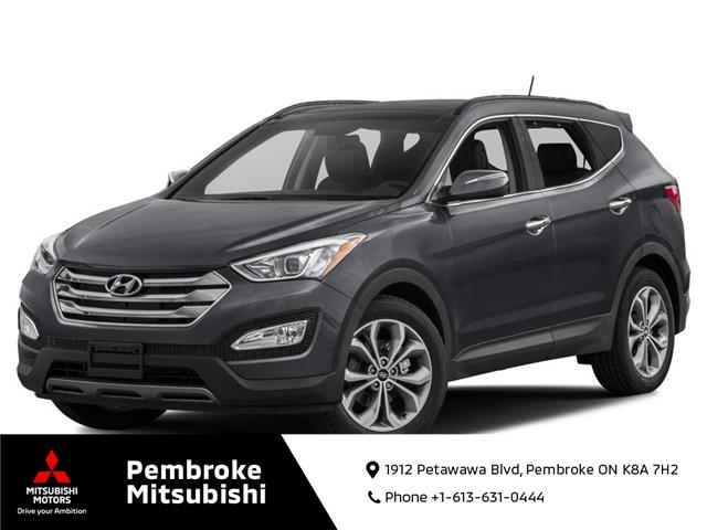 2016 Hyundai Santa Fe Sport  (Stk: 20108A) in Pembroke - Image 1 of 9